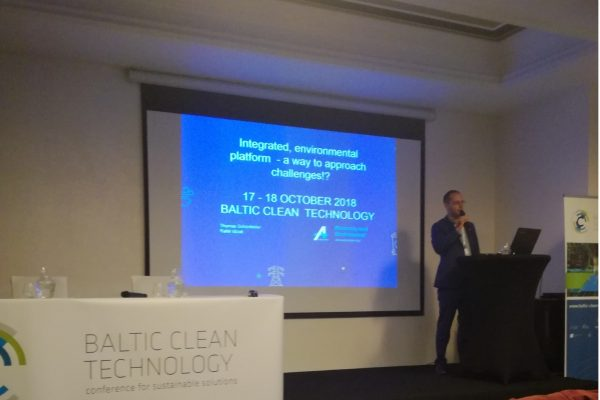 Baltic Clean Technology The impact of clean technologies on development of cities and business