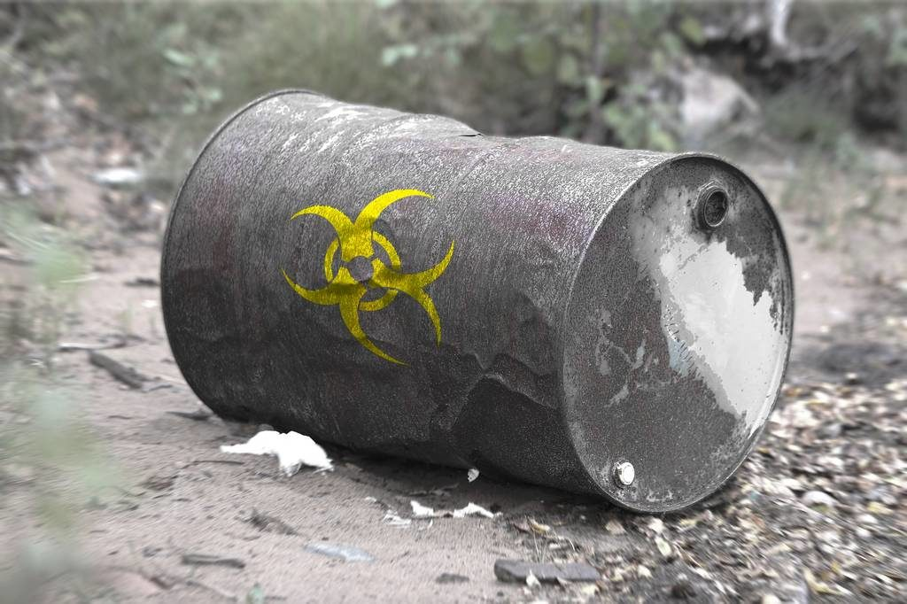 Odpady niebezpieczne zgodnie z klasyfikacją odpadów