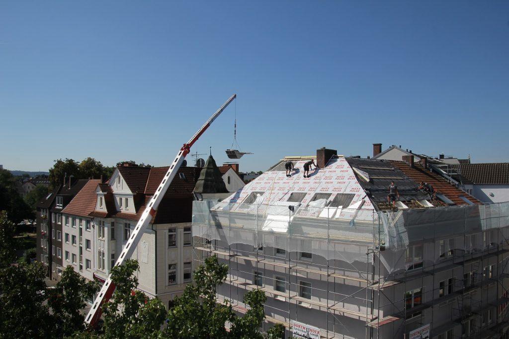 Działania termomodernizacyjne i remonty budynków