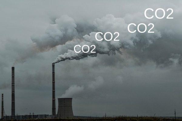 Emisja dwutlenku węgla z instalacji