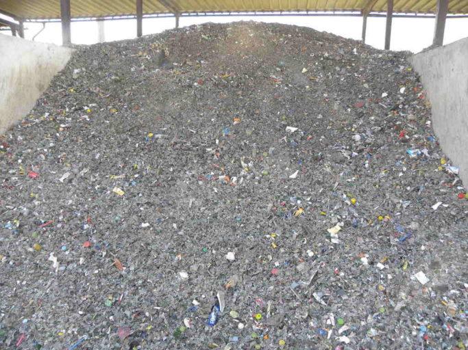 odpady komunalne które są badane morfologicznie