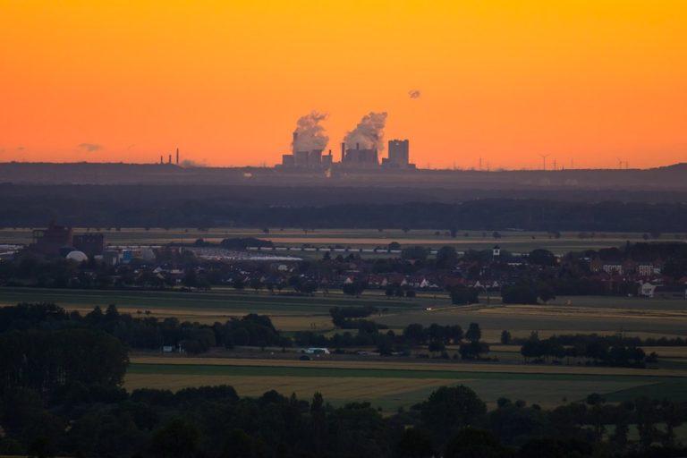 organizacja analizująca swój ślad węglowy