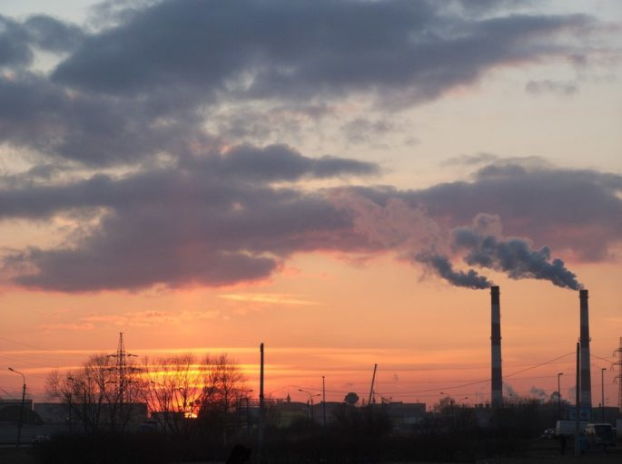 średnie źródła spalania paliw emitujące zanieczyszczenia