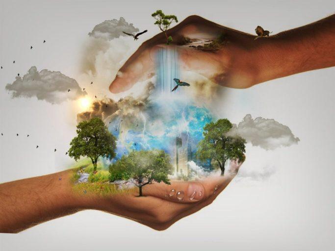 ochrona środowiska w ludzkich rękach