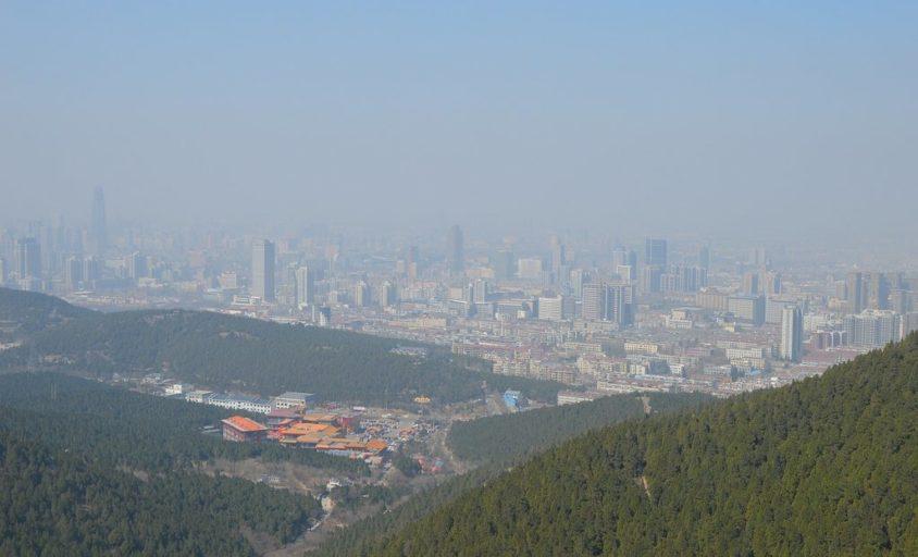 miasto walczące z niską emisją