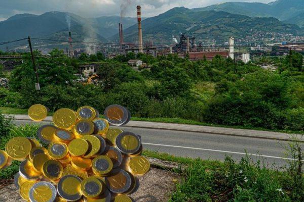 środki przeznaczone na gospodarkę niskoemisyjną