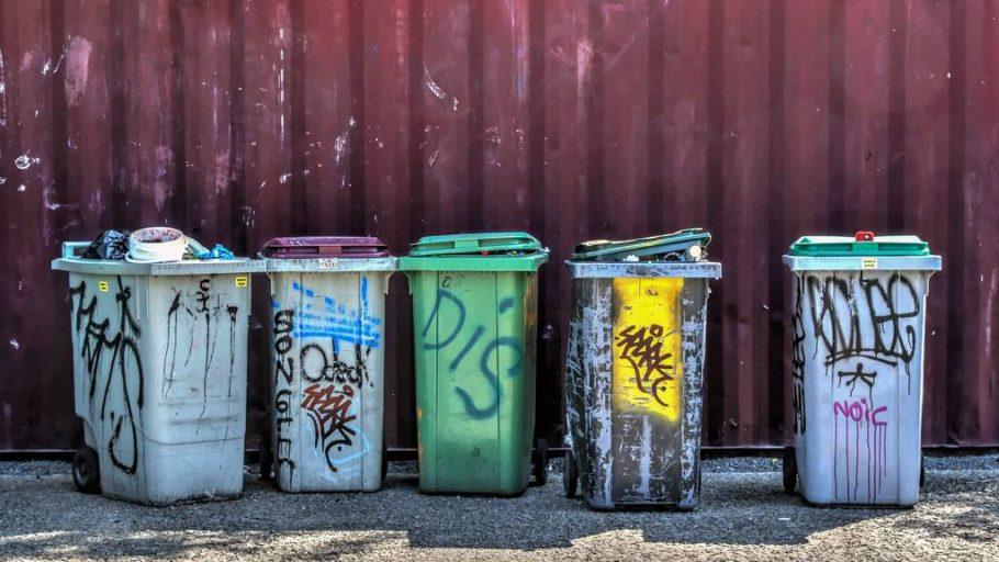 odpady selektywnie zbierane i przetwarzane