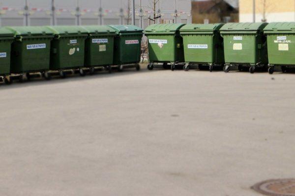 miejsce magazynowania odpadów w przedsiębiorstwie